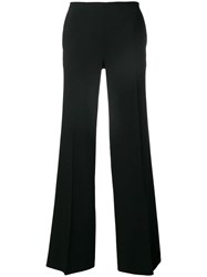 Antonelli Formal Flared Trousers Black