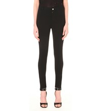Givenchy Skinny Mid Rise Leggings Black