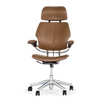 Humanscale Freedom Headrest Office Chair Bizon Leather Miso