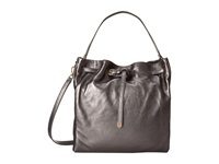 Cole Haan Emery Hobo Dark Silver Hobo Handbags