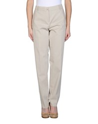 Max Mara Studio Trousers Casual Trousers Women Beige