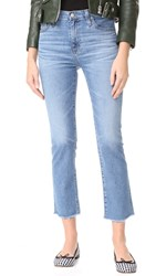 Ag Jeans The Isabelle High Rise Straight 14 Years Daring
