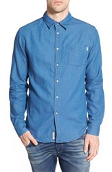 Men's Rhythm Woven Chambray Sport Shirt