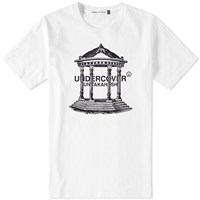 Undercover Monument Tee White