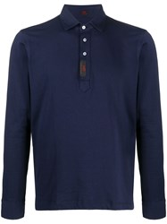 Massimo Piombo Mp Long Sleeve Polo Shirt 60