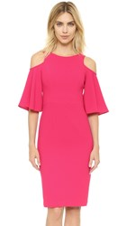 Black Halo Adara Sheath Dress Laguna Pink