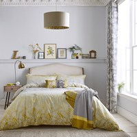 Clarissa Hulse Espinillo Duvet Cover Turmeric Yellow