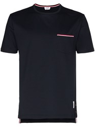 Thom Browne Side Buttons T Shirt 60