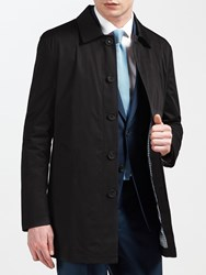 Guards Of London Water Resistant Tailored Shortie Raincoat Black