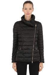 Emporio Armani Mountain Down Heavy Jacket Black