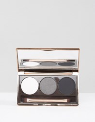 Nude By Nature Eyeshadow Trio Brown