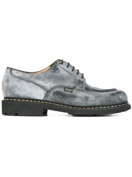 Paraboot Classic Oxford Shoes Grey