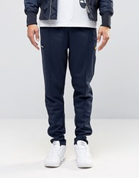 Ellesse Skinny Joggers With Stirrups Navy