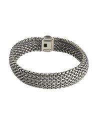 First People First Bracelets Silver