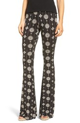 Lira Clothing Women's Brynne Print Bell Bottom Pants