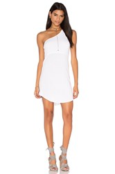 Riller And Fount Skip Dress White