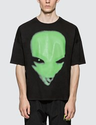 Siberia Hills Alien T Shirt Black