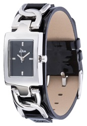 S.Oliver So2342lq Watch Black