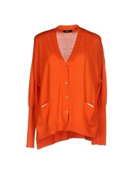 Paul Smith Black Label Cardigans Orange