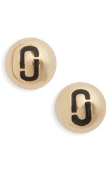 Marc By Marc Jacobs Women's Icon Ball Stud Earrings