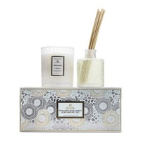 Voluspa Scalloped Edge Candle And Diffuser Gift Set Mokara