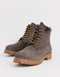 Red Tape Brown Buckland Boot
