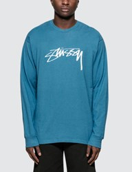 Stussy Smooth Stock L S T Shirt