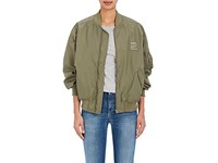 Fiorucci Women's The Lou Bomber Jacket Tan
