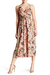 Plenty By Tracy Reese Flared Jumpsuit Multi
