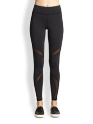 Michi Supernova Leggings Charcoal