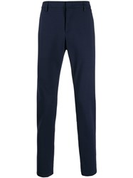 Dondup Slim Fit Chinos Blue