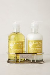 Anthropologie Barr Co. Hand Duo Lemon Verbena