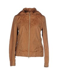 Geospirit Coats And Jackets Jackets Women Camel