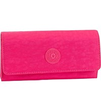 Kipling Brownie Large Nylon Wallet Cherry Pink C
