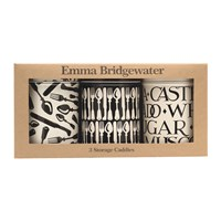 Emma Bridgewater Knives And Forks Round Tins Set Of 3