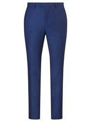 John Lewis Kin By Dime Slim Fit Suit Trousers Electric Blue
