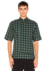 Public School Arment Shirt Green
