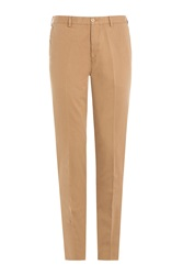 Carven Cotton Chinos Camel