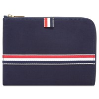 Thom Browne Grosgrain Medium Document Blue