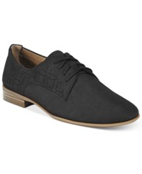 Giani Bernini Caliy Lace Up Oxford Flats Only At Macy's Women's Shoes