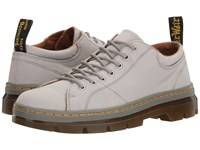 Dr. Martens Royce Mid Grey Canvas Boots Gray