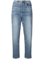 Mcguire Denim Oh You Fancy Pearl Jeans Blue