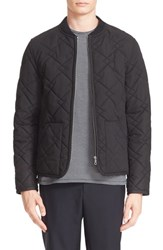 A.P.C. Men's Ontario Blouson Quilted Jacket