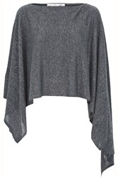 Damsel In A Dress Kasha Shrug Grey
