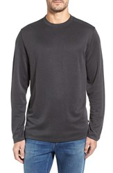 Tommy Bahama Men's Double Diamond Crewneck T Shirt Black