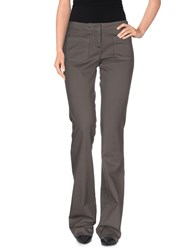 Trussardi Jeans Denim Denim Trousers Women Lead
