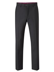 Skopes Men's Millard Wool Blend Suit Trouser Black