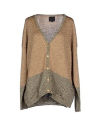 Hotel Particulier Cardigans Khaki