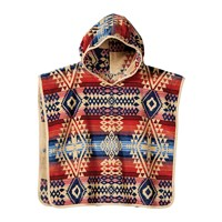 Pendleton Jacquard Hooded Children's Towel Canyonlands Desert Sky