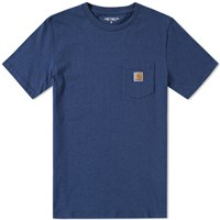 Carhartt Pocket Tee Blue